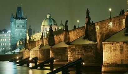 Jedinečná historická Praha