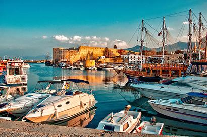 Severný Cyprus - Acapulco 5* polpenzia