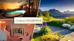 Zľava 56%: Bezstarostný oddych v objatí štítov Tatier - 3 alebo 4 dni v Hotelovom rezorte Nezábudka už od 55 € s All Inclusive alebo s polpenziou, neobmedzeným wellness a ďalšími skvelými bonusmi!