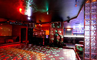 Bar Hotel Sosna