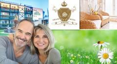 Zľava 40%: Skvelý oddych na 3 alebo 4 dni pre 2 osoby v luxusnom Grand Boutique Hoteli Sergijo**** už od 125 €. Doprajte aj svojim rodičom pobyt v obľúbených piešťanských kúpeľoch s plnou penziou a wellness!