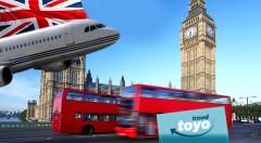 Zľava 44%: Spoznajte vzrušujúci Londýn, tajomný Stonehenge a univerzitný Oxford v rámci skvelého 4-dňového leteckého zájazdu len za 359 € vrátane ubytovania, raňajok, sprievodcu a všetkých letiskových poplatkov!