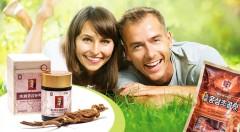 Zľava 51%: Vyskúšajte kórejský elixír života - extrakt z pravého červeného ženšenu alebo ženšenové kocky - čokoládky už od 4,90 €. Dopomôžte si k zdraviu týmto jedinečným darom prírody!