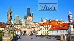 Zľava 38%: Urobte si letný 3- alebo 4-dňový výlet do magickej Prahy s ubytovaním v Hoteli Dalimil*** blízko historického centra už od 39 € vrátane raňajok.