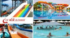 Zľava 29%: Letný relax v areáli termálneho kúpaliska Vadaš v Štúrove už od 155 € až pre 4 osoby vrátane celodenných vstupov do bazénov. Teraz augustové termíny!