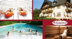 Zľava 54%: Relax v prekrásnom Štajersku v Hoteli Arkadenhof*** už od 79€ pre dvoch s raňajkami, polpenziou či romantickou večerou a masážou. Ubytovanie v blízkosti najväčšieho aquaparku Rakúska s liečivou vodou!