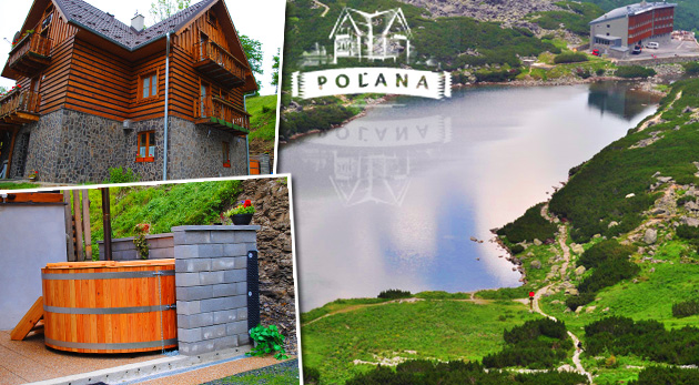 Fotka zľavy: Super dovolenka v krásnom prostredí Pienin na 3 alebo 4 dni už od 29,90 € v Penzióne Poľana. V dedinke Jezersko si užijete večeru s dezertom, vstup do jacuzzi aj balík zliav!