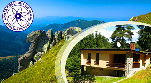 Fotka zľavy: Dovolenka v lone tatranskej prírody! Doprajte si 4, 5 alebo rovno 8 dní v Nízkych Tatrách na Chate Opalisko už od 23,40 € s požičaním športových potrieb pre váš aktívny relax.