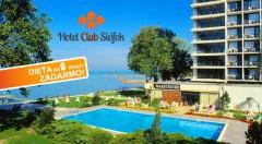 Zľava 61%: Letný oddych na brehu Balatonu v Hoteli Európa a Hungária*** v stredisku Siófok len za 119 € pre 2 osoby na 3 dni s raňajkami, využívaním hotelovej pláže, bazéna a sauny! Dieťa do 6 rokov zadarmo.