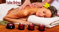 Zľava 43%: Relaxačná masáž celého tela, masáž chrbta a šije či ajurvédska masáž v Salóne Helena v Eurovei už od 10,90 €. Certifikovaná masérka a ničím nerušený relax!