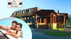 Zľava 54%: Načerpajte energiu v krásnom prírodnom prostredí Národného parku Poloniny v rámci 3 alebo 5 dní v Hoteli Armales*** už od 57 € pre dvoch s polpenziou a celodenným vstupom na biokúpalisko v Snine!