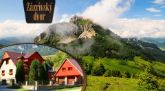 Zľava 44%: Úžasný 3- alebo 4-dňový relax v lone panenskej oravskej prírody v Chate pod Magurou už od 35 € s polpenziou a množstvom ďalších bonusov.
