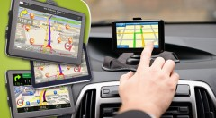 Zľava 45%: S GPS navigáciou CORE-TEC už od 59 € vrátane poštovného a balného budete vždy vedieť, kadiaľ ísť. Na výber so 4,3-, 5- alebo 7-palcovým displejom. Doživotná aktualizácia máp zdarma!