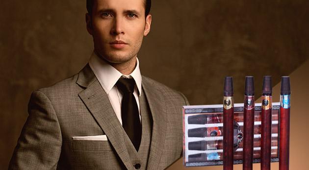 Fotka zľavy: Staňte sa neodolateľným vďaka sviežim pánskym parfumom Cuba iba za 5,50 €. V krásnom balení s imitáciou cigár nájdete až 4 príťažlivé vône!