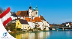 """Zľava 29%: Spoznajte utajenú perlu turistického ruchu - protiletecký bunker """"Štôlne spomienok"""" v rakúskom Steyri v rámci jednodňového zájazdu len za 26,90 € vrátane autobusovej dopravy."""
