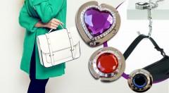 Zľava 54%: Štýlový držiak na kabelku len za 2,99 € - praktický doplnok pre vaše pohodlie. Vyberte si z 10 originálnych typov háčikov, ktorý vám bude najlepšie ladiť ku kabelkám z vášho šatníka!