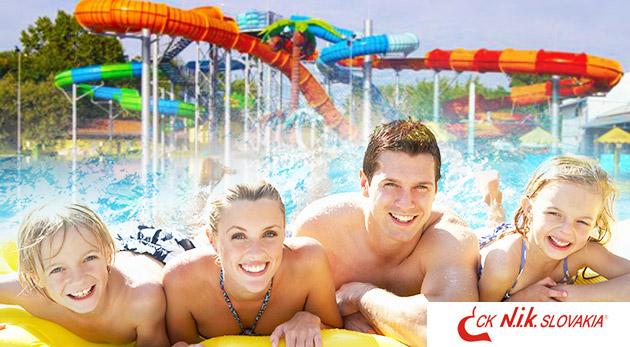 Fotka zľavy: Slnečný septembrový relax vo Vadaši v areáli termálneho kúpaliska už od 145 € pre 2 - 6 osôb na 4 alebo 5 dní vrátane celodenných vstupov do bazénov! Predĺžte si leto v najteplejšej oblasti Slovenska!