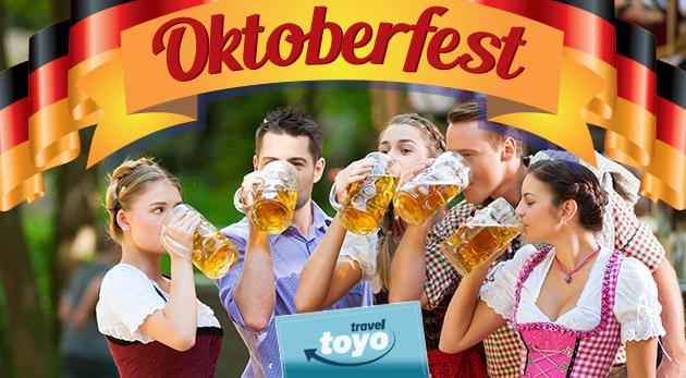 Fotka zľavy: Zúčastnite sa najväčšieho sviatku zlatého moku - Oktoberfestu v Mníchove len za 51 €. Ochutnajte tie najlahodnejšie pivá a zažite úžasnú atmosféru tohto jedinečného festivalu!
