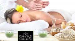 Zľava 50%: Uvoľnite sa počas 50-minútovej masáže len za 10 € v salóne Sofia Bene v Bratislave a zrelaxujte telo i dušu. Vyberať môžete z klasickej, relaxačnej alebo olejovej aroma masáže celého tela.