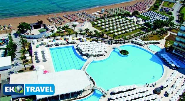 Fotka zľavy: Oddýchnite si na čarovnom severnom Cypre počas 8 dní v luxusnom hoteli ACAPULCO***** pri pláži len za 379 € vrátane letenky, SOFT ALL INCLUSIVE, transfermi i výletom!