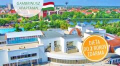 Zľava 75%: Relaxačné 3 dni pri areáli najväčšieho kúpeľného komplexu v Európe - Hungarospa, len za 41 € pre dvoch s ubytovaním v luxusných apartmánoch so vstupom do wellness a fitness. Dieťa do 2 rokov zdarma.
