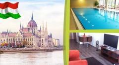 Zľava 40%: Spoznajte čarovné hlavné mesto Maďarska - 3 dni v prekrásnej Budapešti v Riverside Wellness Apartman len za 124 € pre 2 osoby aj spolu s neobmedzeným vstupom do wellness.