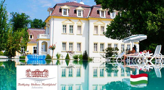 Fotka zľavy: Luxus, wellness aj dobré jedlo počas 3 dní v BATTHYÁNY WELLNESS KÚRII**** v Zalacsány v Maďarsku už od 92 €. Čaká vás i termálny park a športové aktivity! Deti do 6 rokov zadarmo.
