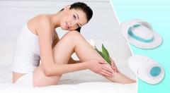 Zľava 75%: Odstránenie chĺpkov rýchlo a bezbolestne na všetkých partiách tela pomocou depilátora len za 7,99 €. Zbavte sa chĺpkov v pohodlí vášho domova.