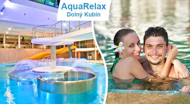 Fotka zľavy: Aquapark AquaRelax v Dolnom Kubíne - 3-hodinový alebo celodenný vstup do Vodného sveta a plaveckého bazénu