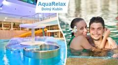 Zľava 49%: Zábava a oddych v aquaparku AquaRelax v Dolnom Kubíne už od 3,60 € za 3-hodinový alebo celodenný vstup. Vyšantite sa v bazéne či Vodnom svete s mnohými atrakciami! Ideálny aquapark pre rodiny s deťmi!