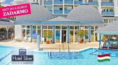 Zľava 35%: Jesenný relax v Hoteli Silver****superior pri kúpeľnom komplexe Hungarospa len za 160 € pre dvoch na 3 dni vrátane polpenzie a využívania wellness s bazénmi s liečivou vodou. Dieťa do 6 rokov zadarmo.