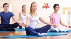 Zľava 45%: Pocíťte blahodarné benefity hot yogy na váš organizmus počas 3-, 6- alebo 12-týždňového kurzu hot yogy už od 19,90 €. Výborné pre formovanie postavy, detoxikáciu organizmu či odbúranie stresu!
