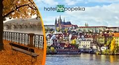 Zľava 35%: Prežite pár dní v Prahe v Hoteli Popelka**** už od 34,50€. Vyberte si balíček s ubytovaním a raňajkami alebo aj so vstupom do aquaparku. A 1 dieťa do 3 rokov zadarmo!