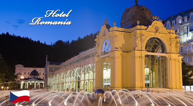 Zľava  Nekonečný oddych v Hoteli Romania***