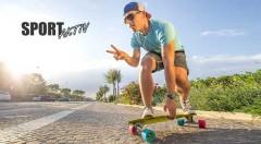 Zľava 62%: Skateboard Pennyboard Fish v žltej farbe vhodný pre každého začínajúceho skateboardistu len za 22,99 €. Ideálne pre rýchle presuny mestom so štýlom! Nosnosť do 80 kg.