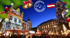 Zľava 43%: Vychutnajte si čarovnú atmosféru vianočných trhov rakúskeho Grazu a tajomný sprievod čertov - jednodňový zájazd len za 26 € vrátane autobusovej dopravy a sprievodcu.