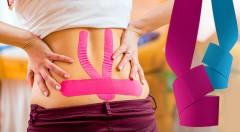 Zľava 46%: Vyskúšajte i vy čoraz obľúbenejšie tejpovacie pásky zo 100 % bavlny len za 5,40 €, ktoré pôsobia proti bolestiam kĺbov, svalov či chrbta a stimulujú krvný a lymfatický obeh! Na výber v 2 farbách.