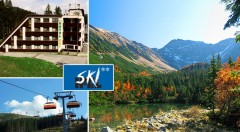 Zľava 40%: Jesenná turistika po Chopku a jeho malebnom okolí počas 2, 3, 4 alebo 6 dní v Hoteli SKI v Demänovskej doline už od 36 € vrátane raňajok alebo polpenzie a Liptov region card!