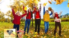 Zľava 33%: Vstup na jeden deň do jesenného detského tábora Jolly Camp iba za 18 € - na vaše deti čaká bohatý program, výlety, šport, ale aj zábava vo FunCity!