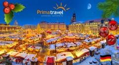 Zľava 50%: Spoznajte romantické vianočné Drážďany s najstarším adventným trhom v Nemecku a zámok v Moritzburgu, kde sa natáčala Popoluška, počas 2-dňového zájazdu len za 119 € s dopravou a ubytovaním v hoteli.