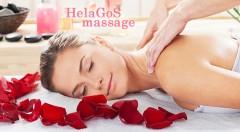 Zľava 40%: Zregenerujte sa po dlhom dni - relaxačno-liečebná masáž, masáž chrbta či klasická masáž celého tela v Salóne HelaGoS massage v Bratislave už od 8,40 €.