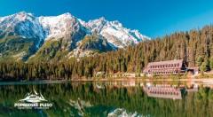 Zľava 52%: Jesenná turistika i oddych v malebnej Mengusovskej doline v Horskom hoteli Popradské Pleso už od 36 € na 3 dni s plnou penziou, transferom a zľavami na wellness. Dieťa do 3 rokov zadarmo.