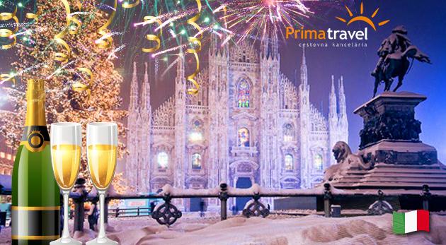 Fotka zľavy: Oslávte Nový rok zájazdom do štýlového Milána s prehliadkou najslávnejších historických pamiatok a skvelých osláv len za 169€ . Doprajte si veľkolepý štart do nového roku!