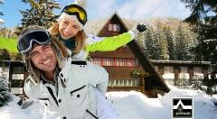 Zľava 41%: Zimný oddych na Roháčoch v Hoteli Primula v Zuberci - Zverovke už od 44 € pre dvoch. Užijete si turistiku, zasneženú prírodu a parádnu lyžovačku!