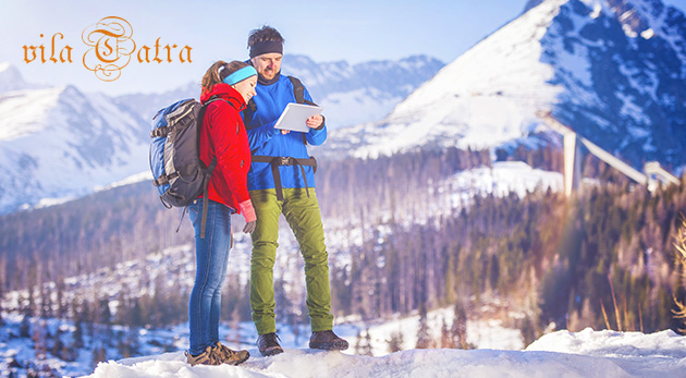 Fotka zľavy: Pobyt v podhorskom prostredí na 3 alebo 6 dní v Penzióne Vila Tatra v Starej Lesnej už od 66 €. Ubytovanie v príjemných izbách, raňajky a wellness. A k tomu Tatry doslova na dosah!
