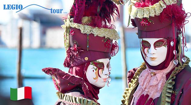 Fotka zľavy: Vzrušujúci karneval v Benátkach je dokonalý spôsob ako povedať zbohom roku 2015. Prežite jedinečné chvíle už od 49 € vrátane dopravy a služieb sprievodcu. Na výber z viacerých termínov.
