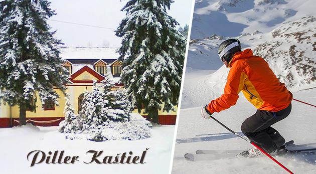 Fotka zľavy: História Spiša v Penzióne Piller Kaštieľ pre 2 osoby len za 89 €. Polpenzia, vstup do wellness a fitness, Vianočný či Silvestrovský pobyt, lyžovanie v stredisku Plejsy a mnoho ďalšieho!