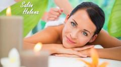 Zľava 40%: Zregenerujte svoje telo i myseľ počas masáže chrbta, relaxačno-liečebnej masáže alebo si vychutnajte balíček s peelingom a masážou už od 8,40 € v salóne Helena-HelaGoS. Užite si ničím nerušený relax!