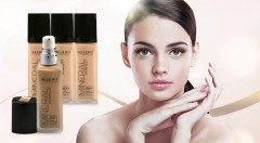 Zľava 50%: Dámsky minerálny make-up Revers len za 6,99 € pre bezchybnú a prirodzene vyzerajúcu pleť. V cene 2 kusy. Na výber v 4 odtieňoch.