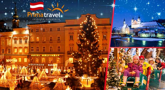 Fotka zľavy: Úžasný 2 dňový vianočný zájazd autobusom do mesta Steyr a Linz v Rakúsku. Vychutnajte si vôňu vianočného pečiva a horúceho punču len za 89 € vrátane dopravy, ubytovania s raňajkami a sprievodcom.